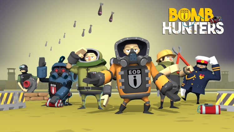 Bomb Hunters screenshot-0