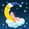 Baby Zzz is an app to help your baby fall asleep