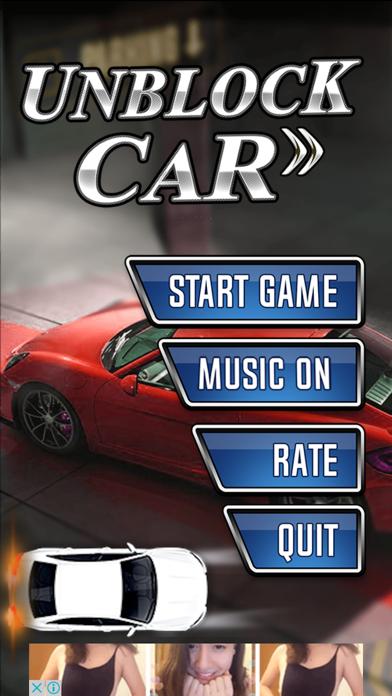 Unblock Car : Puzzles Game screenshot one