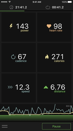 Kinetic Fit on the App Store