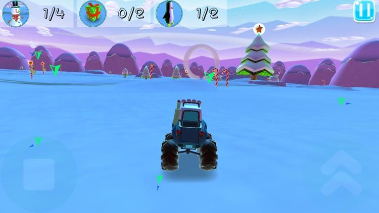 Xmas Monster Mayhem screenshot-4