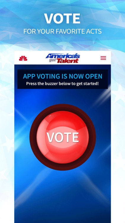AGT: America's Got Talent Official App on NBC screenshot-4