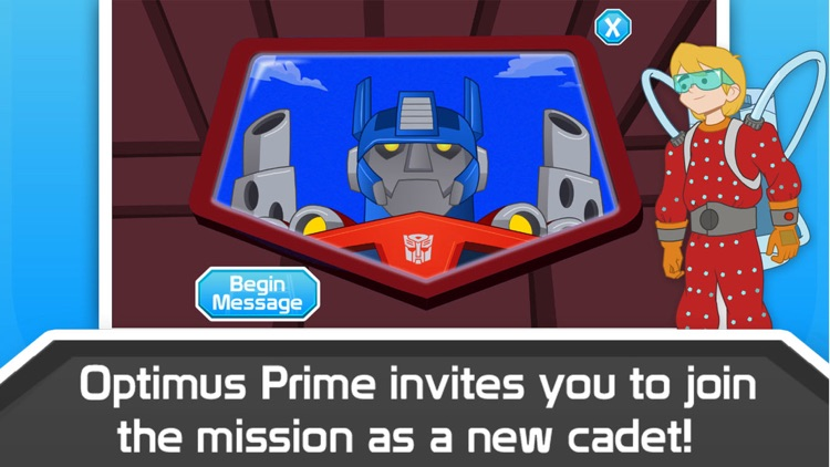 Transformers Rescue Bots: Sky Forest Rescue screenshot-1