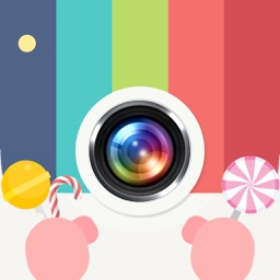 Candy Camera - Beauty Frames
