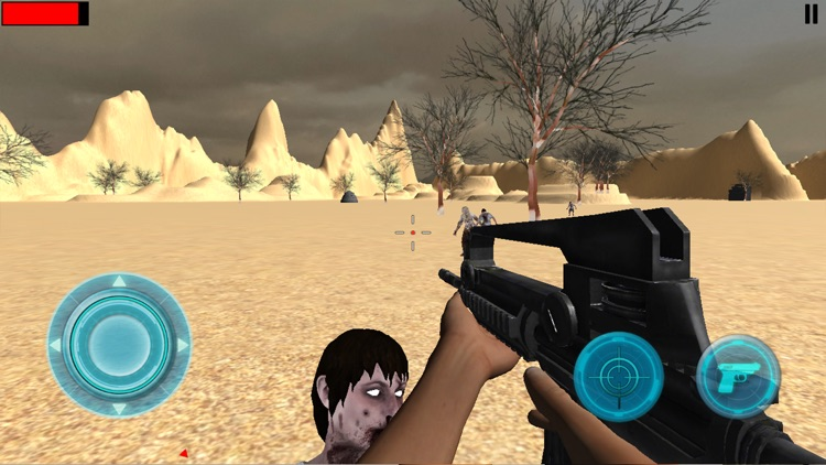 Zombie Death: End of World 3D screenshot-4