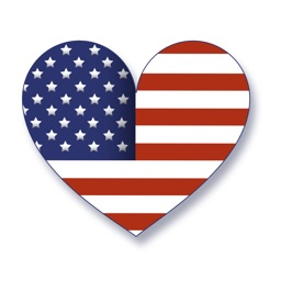 July 4th - Independence Day Stickers