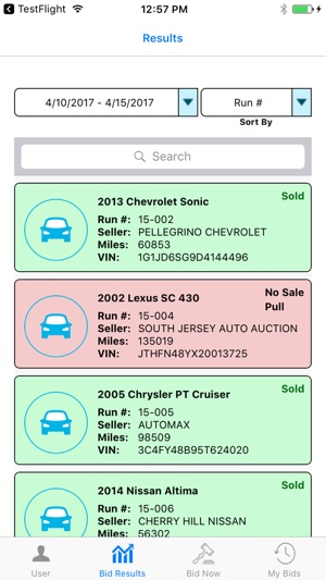 South Jersey Auto Auction On The App Store