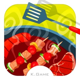 Beauty barbecue shop - Barbecue Cooking Game