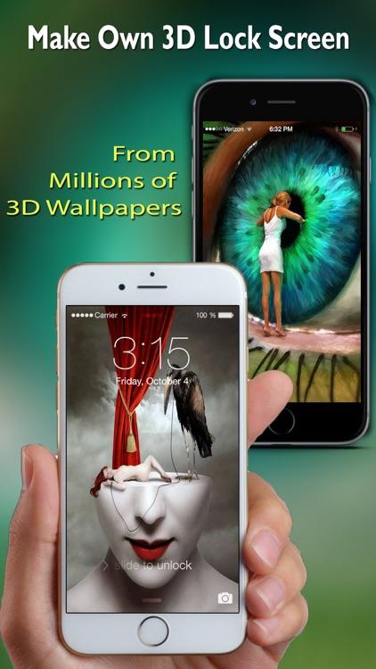3D Retina Wallpapers Pro
