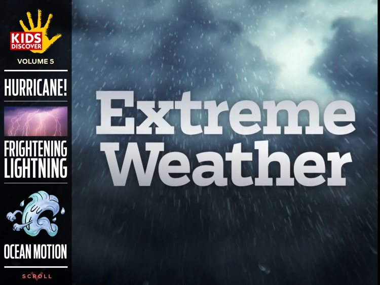 Extreme Weather by KIDS DISCOVER