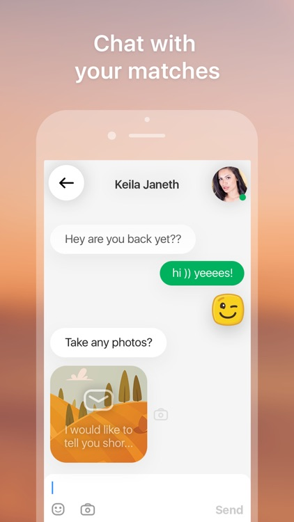 AmoLatina: Casual Dating App for Instant Chat app image