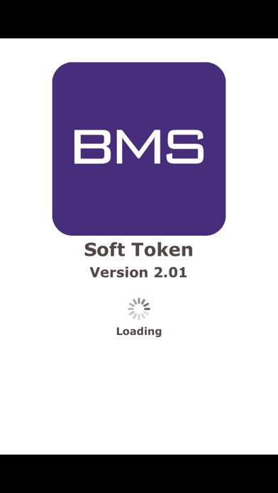 BMS Token screenshot one