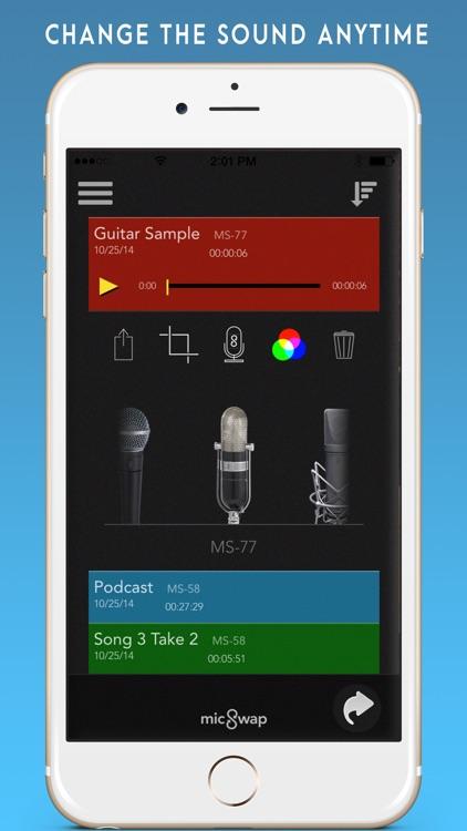 MicSwap: Microphone Emulator screenshot-3