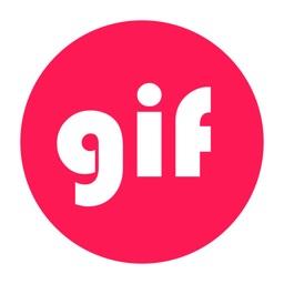 Gif Viewer - Animated Gif Player & Gif Maker