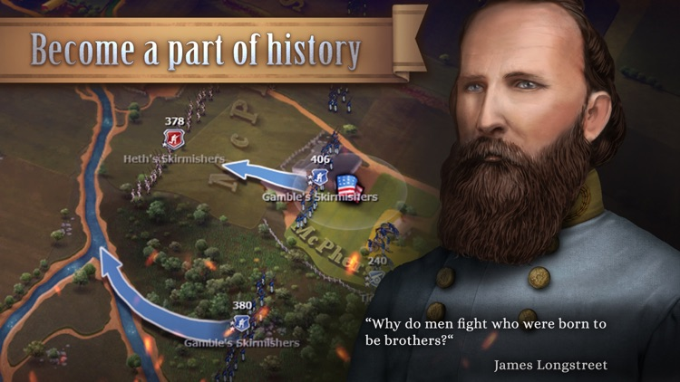 Ultimate General™: Gettysburg screenshot-4