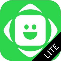 AspectKey Lite - Color keyboard themes with emoji