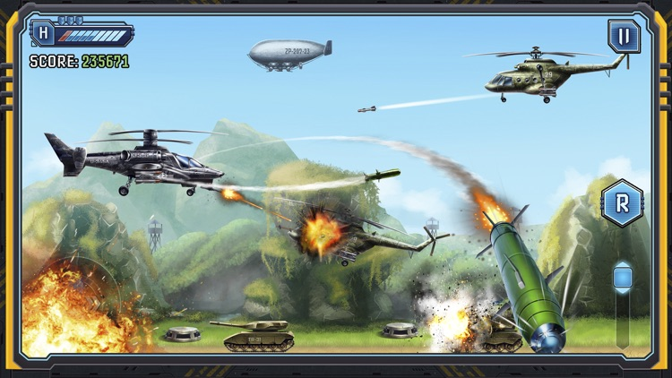 Helicopter Fight: Apocalypse screenshot-0