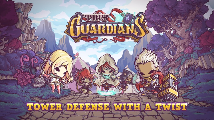 Tiny Guardians screenshot-0