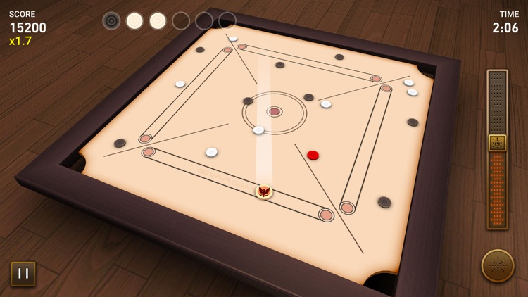 Carrom 3D Plus