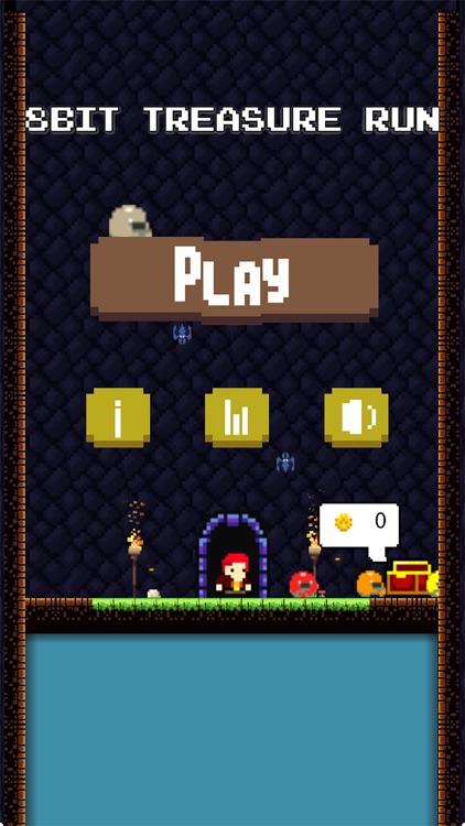 8Bit Treasure Run