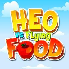 Activities of Heo vs Flying Food