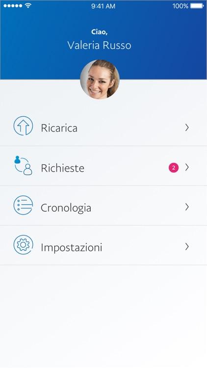 PayPal Carica screenshot-4