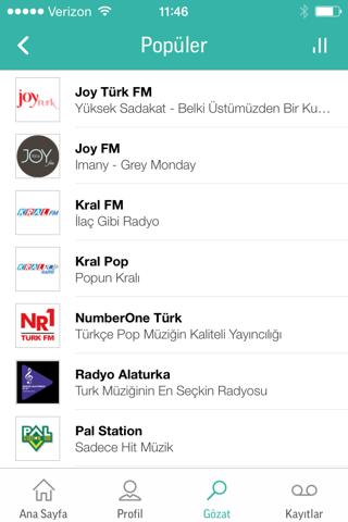 TuneIn Pro - Radio & Sports screenshot 3