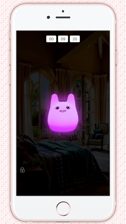 Baby Night Light Pro - Bed Lamp with music & timer