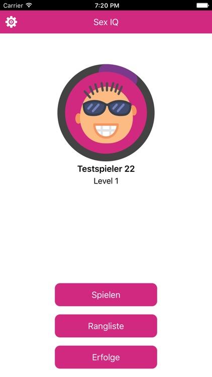 Sex IQ Test