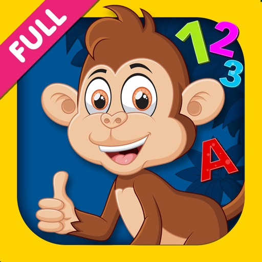 Smart Baby! Animals: ABC Learning Kids Games, Apps icon