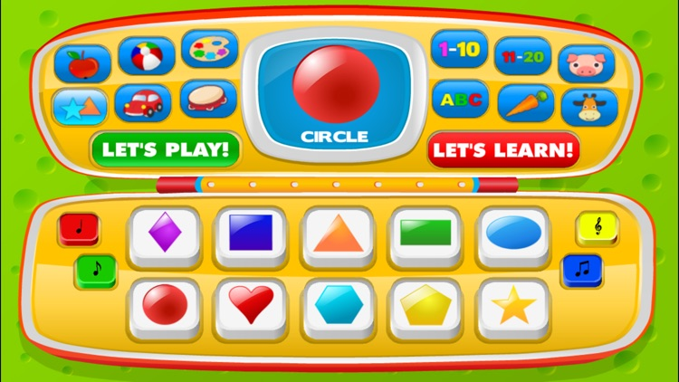 Baby games for one year olds. screenshot-3