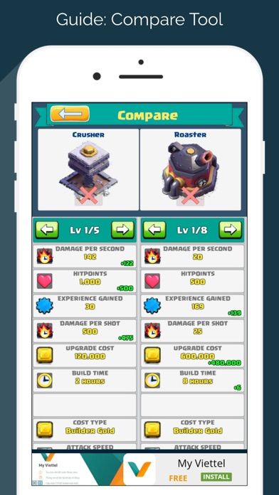 Guide & Tools for Clash Of Clans screenshot three