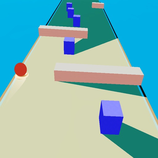The Endless Road: Cool Ball Game for kids