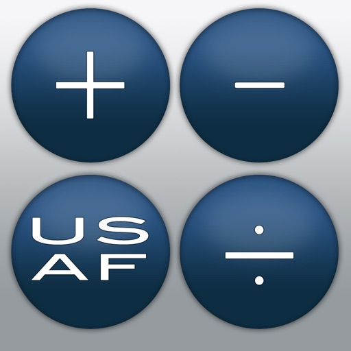 USAF PT Test Calculator by Edward Earl Menser III