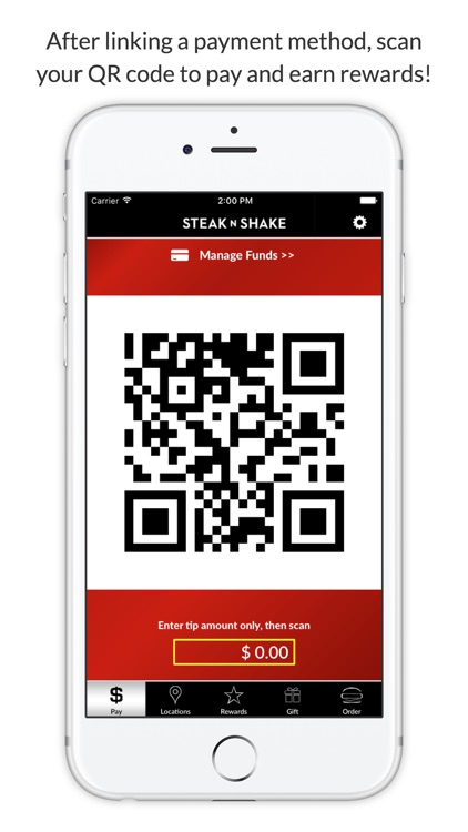 Steak 'n Shake screenshot-2
