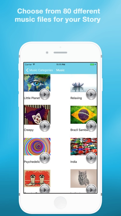 Slideshow maker- music & caption: Storyfy Pro screenshot-3