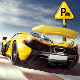 Extreme Level Car Driver Parking Simulator games.