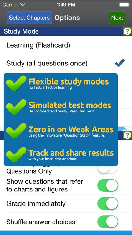 FAA A&P Airframe Test Prep screenshot-1