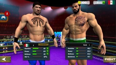 Stars Wrestling Revolution 2017: Real wrestlers screenshot 3