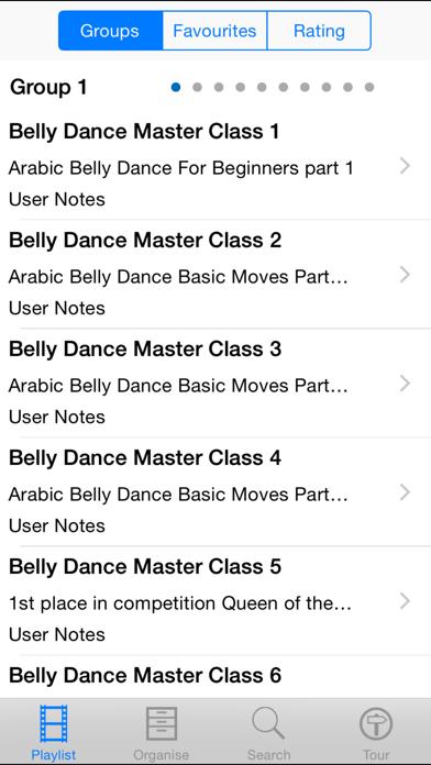 Belly Dance Master Classのおすすめ画像2