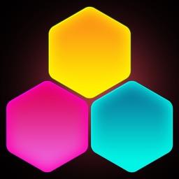 Hexagon Fit - Color Block Puzzle