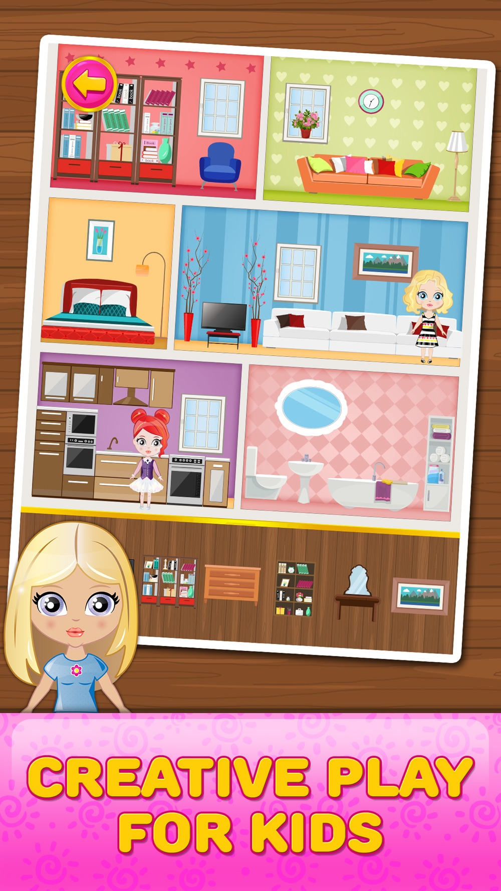 Doll House Decorating Game Cheat Codes