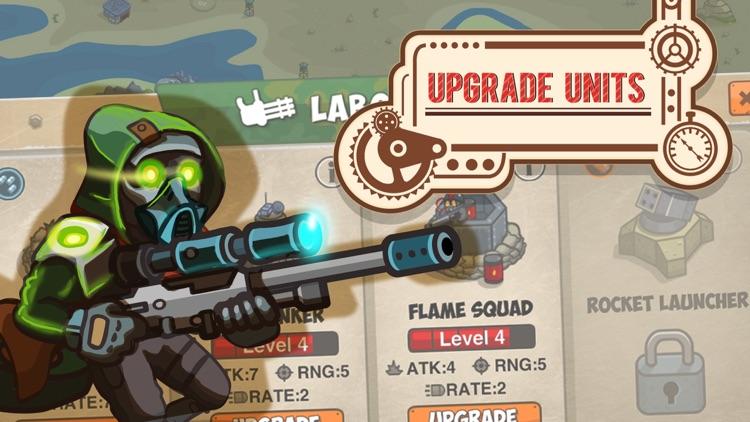 Steampunk Defense Pro