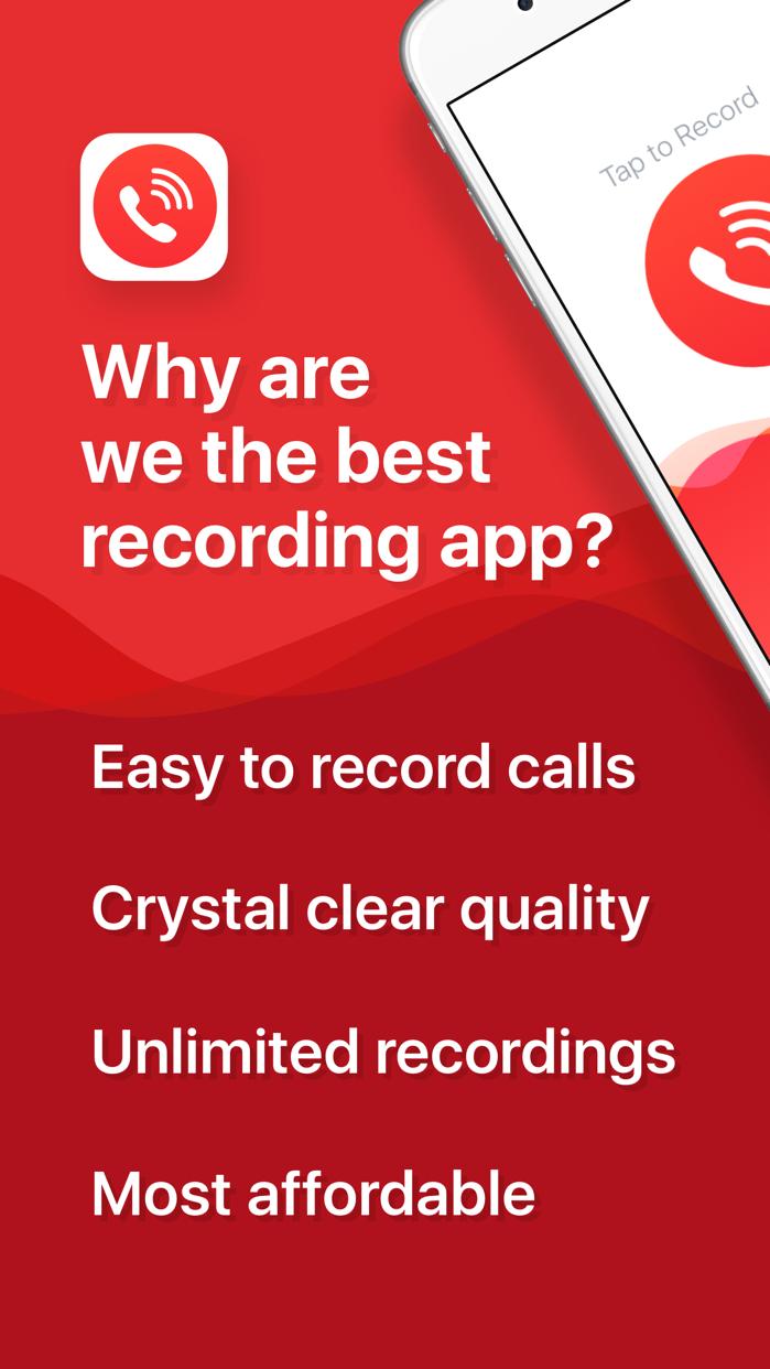 Call Recorder Unlimited Screenshot