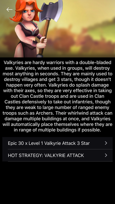 Gems Guide for Clash of Clans.のおすすめ画像3