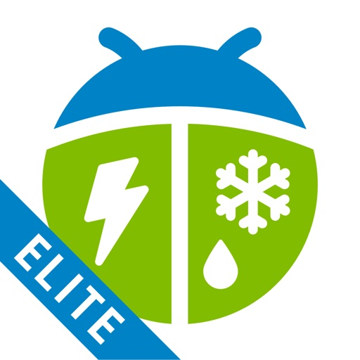 WeatherBug Elite - Local Weather, Radar, Maps