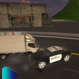 3D Crime City Real Police Driver
