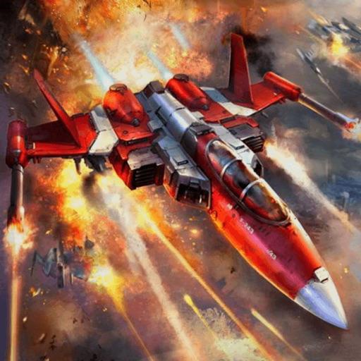 Air Attack Blitz - Arcade Shooting Games