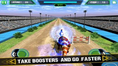 Jurassic Dinosaur - Racing Simulator Game screenshot three