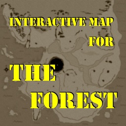 Interactive Map for The Forest